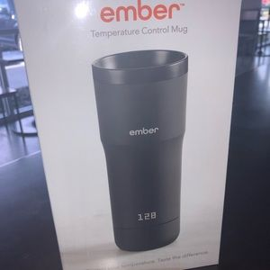 Ember temperature control mug new in factory seale